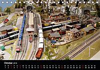Modellbahn im Fokus (Tischkalender 2019 DIN A5 quer) - Produktdetailbild 10