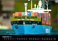 Modellboote in ihrem Element (Wandkalender 2019 DIN A2 quer) - Produktdetailbild 9
