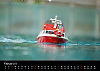 Modellboote in ihrem Element (Wandkalender 2019 DIN A2 quer) - Produktdetailbild 2
