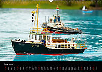 Modellboote in ihrem Element (Wandkalender 2019 DIN A2 quer) - Produktdetailbild 5