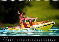 Modellboote in ihrem Element (Wandkalender 2019 DIN A2 quer) - Produktdetailbild 6