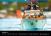 Modellboote in ihrem Element (Wandkalender 2019 DIN A2 quer) - Produktdetailbild 8