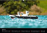 Modellboote in ihrem Element (Wandkalender 2019 DIN A2 quer) - Produktdetailbild 7