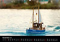 Modellboote in ihrem Element (Wandkalender 2019 DIN A2 quer) - Produktdetailbild 11