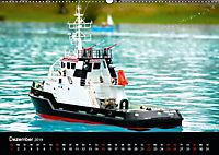 Modellboote in ihrem Element (Wandkalender 2019 DIN A2 quer) - Produktdetailbild 12