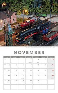 Modelleisenbahnen Kalender 2018 + 2 Blechschilder - Produktdetailbild 7
