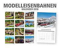 Modelleisenbahnen Kalender 2018 + 2 Blechschilder - Produktdetailbild 11