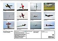 Modellflugzeuge über Friedrichshafen (Wandkalender 2019 DIN A2 quer) - Produktdetailbild 13