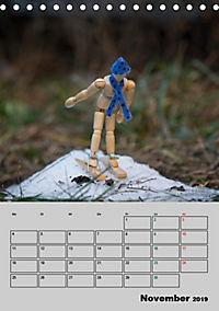 Modellpuppen wie Du und Ich (Tischkalender 2019 DIN A5 hoch) - Produktdetailbild 11