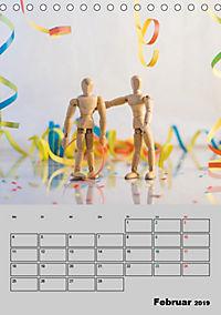 Modellpuppen wie Du und Ich (Tischkalender 2019 DIN A5 hoch) - Produktdetailbild 2