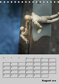 Modellpuppen wie Du und Ich (Tischkalender 2019 DIN A5 hoch) - Produktdetailbild 8