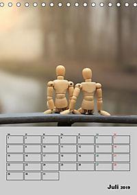Modellpuppen wie Du und Ich (Tischkalender 2019 DIN A5 hoch) - Produktdetailbild 7