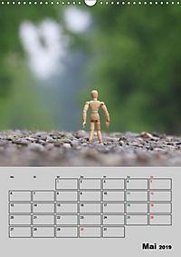 Modellpuppen wie Du und Ich (Wandkalender 2019 DIN A3 hoch) - Produktdetailbild 5