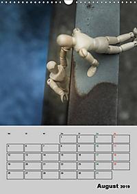 Modellpuppen wie Du und Ich (Wandkalender 2019 DIN A3 hoch) - Produktdetailbild 8