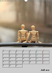 Modellpuppen wie Du und Ich (Wandkalender 2019 DIN A3 hoch) - Produktdetailbild 7