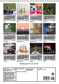 Modellpuppen wie Du und Ich (Wandkalender 2019 DIN A3 hoch) - Produktdetailbild 13