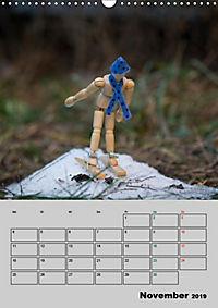 Modellpuppen wie Du und Ich (Wandkalender 2019 DIN A3 hoch) - Produktdetailbild 11