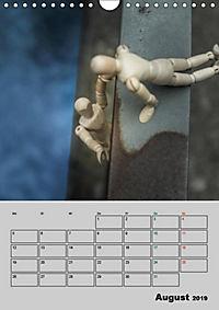 Modellpuppen wie Du und Ich (Wandkalender 2019 DIN A4 hoch) - Produktdetailbild 8