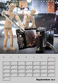 Modellpuppen wie Du und Ich (Wandkalender 2019 DIN A4 hoch) - Produktdetailbild 9