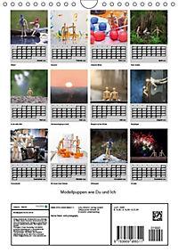 Modellpuppen wie Du und Ich (Wandkalender 2019 DIN A4 hoch) - Produktdetailbild 13