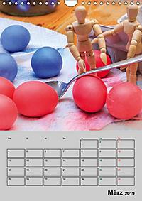 Modellpuppen wie Du und Ich (Wandkalender 2019 DIN A4 hoch) - Produktdetailbild 3