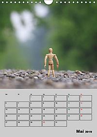 Modellpuppen wie Du und Ich (Wandkalender 2019 DIN A4 hoch) - Produktdetailbild 5
