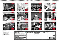 Modern Art. Architektur-Impressionen (Wandkalender 2019 DIN A2 quer) - Produktdetailbild 1