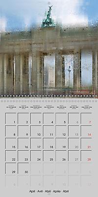 Modern Art Cityscapes (Wall Calendar 2019 300 × 300 mm Square) - Produktdetailbild 4