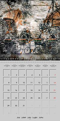 Modern Art Cityscapes (Wall Calendar 2019 300 × 300 mm Square) - Produktdetailbild 7