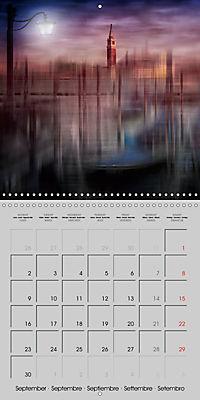 Modern Art Cityscapes (Wall Calendar 2019 300 × 300 mm Square) - Produktdetailbild 9
