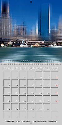 Modern Art Cityscapes (Wall Calendar 2019 300 × 300 mm Square) - Produktdetailbild 11