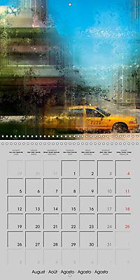 Modern Art Cityscapes (Wall Calendar 2019 300 × 300 mm Square) - Produktdetailbild 8