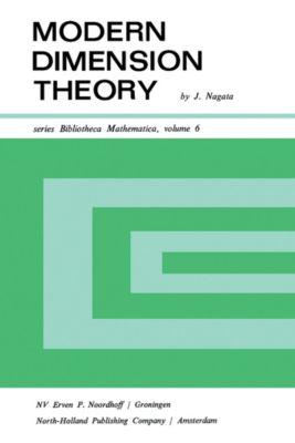 Modern Dimension Theory, Jun-Iti Nagata