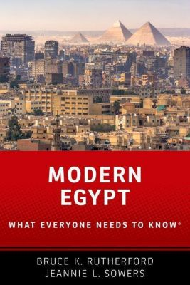Modern Egypt, Bruce K. Rutherford, Jeannie Sowers
