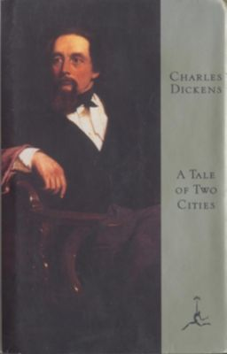 Modern Library: A Tale of Two Cities, Charles Dickens
