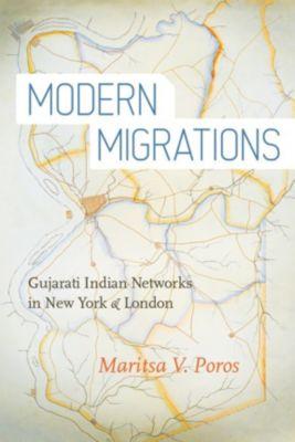 Modern Migrations, Maritsa Poros