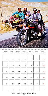 Modern pack mules: Curious transporters (Wall Calendar 2019 300 × 300 mm Square) - Produktdetailbild 3