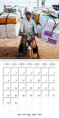 Modern pack mules: Curious transporters (Wall Calendar 2019 300 × 300 mm Square) - Produktdetailbild 4