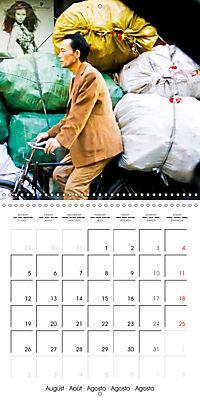 Modern pack mules: Curious transporters (Wall Calendar 2019 300 × 300 mm Square) - Produktdetailbild 8
