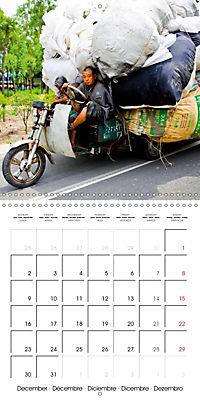 Modern pack mules: Curious transporters (Wall Calendar 2019 300 × 300 mm Square) - Produktdetailbild 12