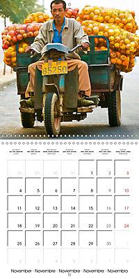 Modern pack mules: Curious transporters (Wall Calendar 2019 300 × 300 mm Square) - Produktdetailbild 11