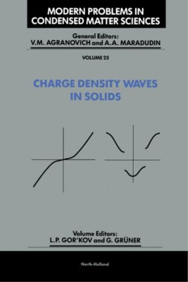 Modern Problems in Condensed Matter Sciences: Charge Density Waves in Solids