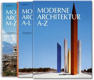 Moderne Architektur A-Z, 2 Bde., Laszlo Taschen (Hg.)
