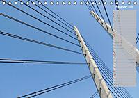 Moderne Architektur. Impressionen (Tischkalender 2019 DIN A5 quer) - Produktdetailbild 2