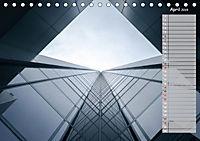 Moderne Architektur. Impressionen (Tischkalender 2019 DIN A5 quer) - Produktdetailbild 4