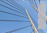 Moderne Architektur. Impressionen (Wandkalender 2019 DIN A2 quer) - Produktdetailbild 2