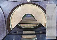 Moderne Architektur. Impressionen (Wandkalender 2019 DIN A4 quer) - Produktdetailbild 3