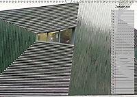 Moderne Architektur. Impressionen (Wandkalender 2019 DIN A3 quer) - Produktdetailbild 1