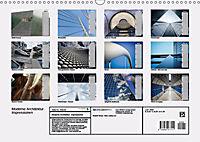 Moderne Architektur. Impressionen (Wandkalender 2019 DIN A3 quer) - Produktdetailbild 13