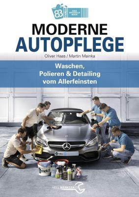 Moderne Autopflege